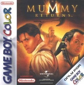 The Mummy Returns (La Mummia: Il ritorno) per Game Boy Color