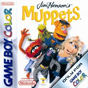 The Muppets per Game Boy Color