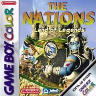 The Nations - Land of Legends per Game Boy Color
