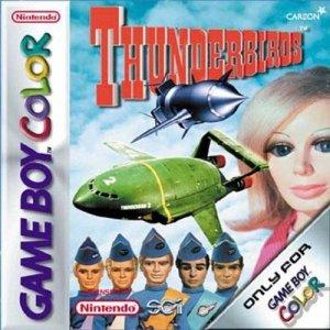 Thunderbirds per Game Boy Color