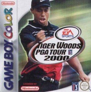 Tiger Woods PGA Tour 2000 per Game Boy Color