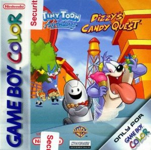 Tiny Toon Adventures: Dizzy's Candy Quest per Game Boy Color