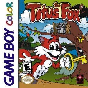 Titus The Fox per Game Boy Color