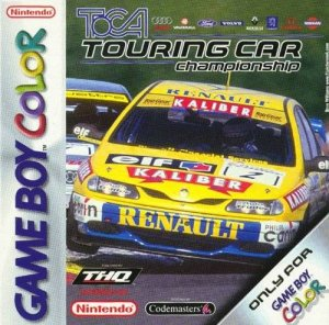 TOCA Touring Car Championship per Game Boy Color
