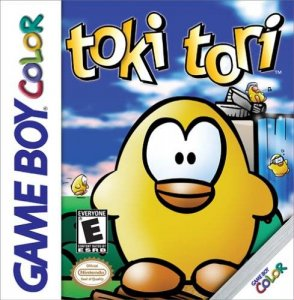 Toki Tori per Game Boy Color