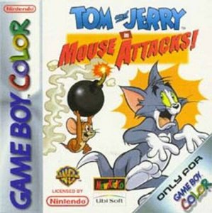 Tom and Jerry in House Trap per Game Boy Color