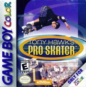 Tony Hawk's Pro Skater per Game Boy Color