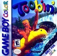 Toobin' per Game Boy Color