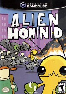 Alien Hominid per GameCube