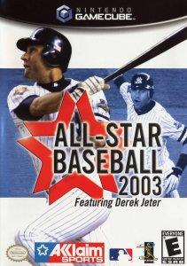 All-Star Baseball 2003 per GameCube