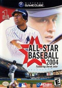All-Star Baseball 2004 per GameCube
