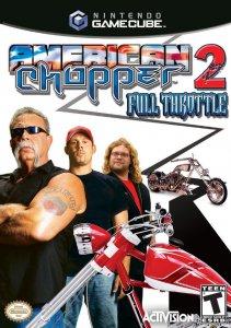 American Chopper 2: Full Throttle per GameCube