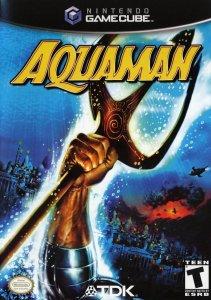 Aquaman per GameCube