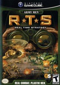 Army Men: RTS per GameCube