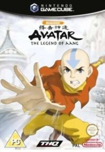 Avatar: The Legend of Aang per GameCube