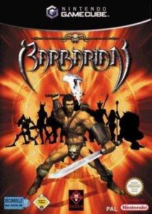 Barbarian per GameCube
