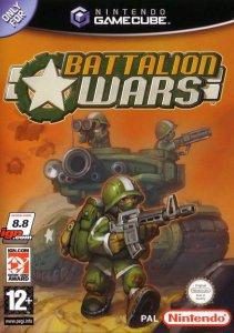 Battalion Wars per GameCube
