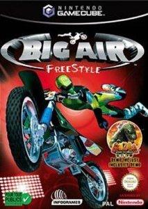 Big Air Freestyle per GameCube