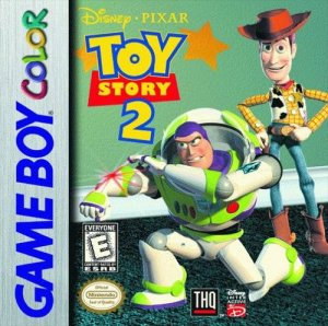 Toy Story 2 per Game Boy Color