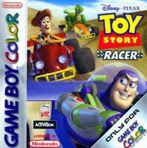 Toy Story Racer per Game Boy Color
