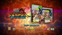 Naruto Shippuden: Ultimate Ninja Storm Generations - Trailer con gameplay e cutscene