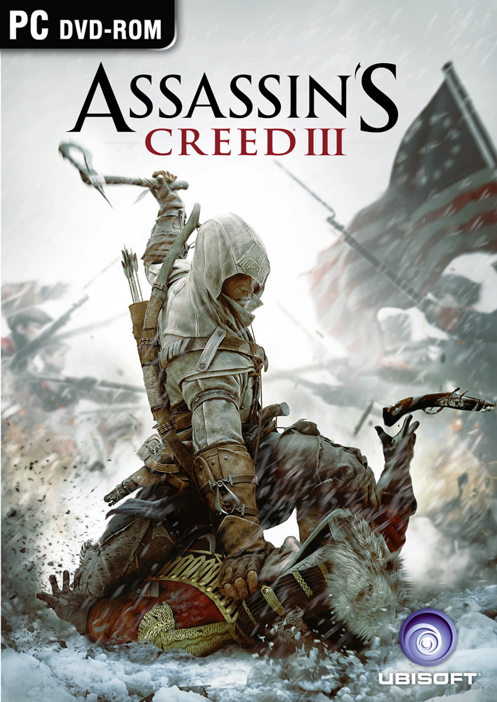 Assassin's Creed III, il packshot ufficiale