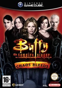 Buffy the Vampire Slayer: Chaos Bleeds per GameCube