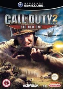 Call of Duty 2: Big Red One per GameCube