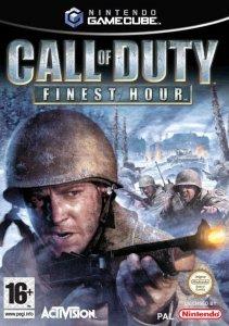 Call of Duty: L'Ora degli Eroi (Call of Duty: Finest Hour) per GameCube