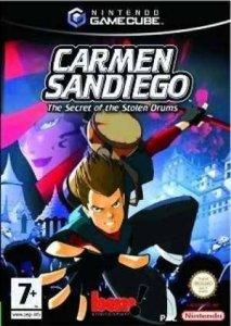 Carmen Sandiego: The Secret of the Stolen Drums per GameCube