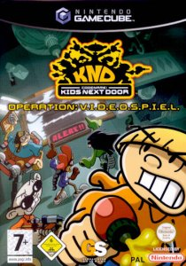 Codename: Kids Next Door: Operation V.I.D.E.O.G.A.M.E. per GameCube