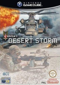 Conflict: Desert Storm per GameCube