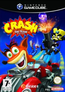 Crash Tag Team Racing per GameCube