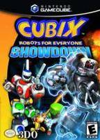 Cubix Robots for Everyone: Showdown per GameCube