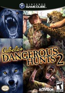 Dangerous Hunts 2 per GameCube