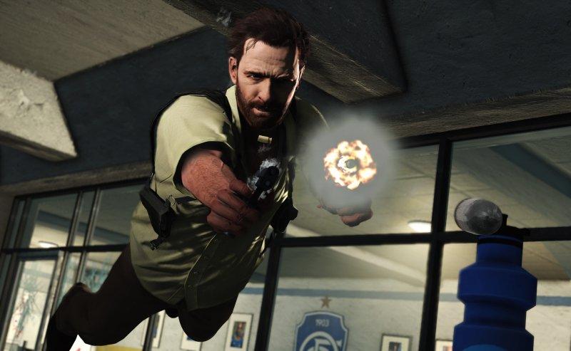 E' ufficiale: Max Payne 3 parlerà inglese