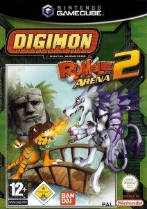 Digimon Rumble Arena 2 per GameCube