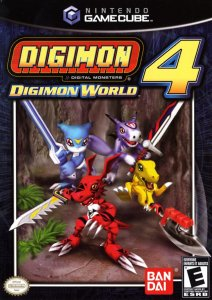 Digimon World 4 per GameCube