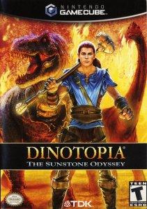 Dinotopia: The Sunstone Odyssey per GameCube