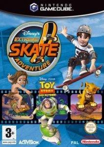 Disney's Extreme Skate Adventure per GameCube