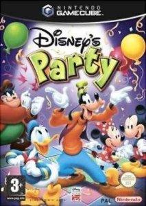 Disney Party per GameCube