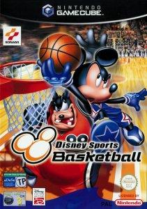 Disney Sports Basketball per GameCube