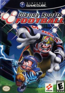 Disney Sports Football per GameCube