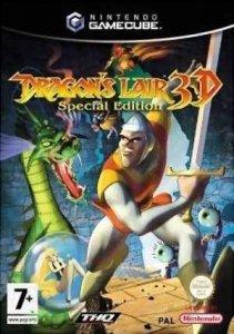 Dragon's Lair 3D per GameCube