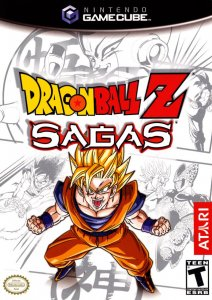 Dragon Ball Z: Sagas per GameCube