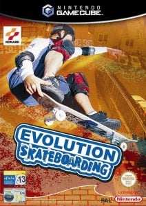 Evolution Skateboarding per GameCube