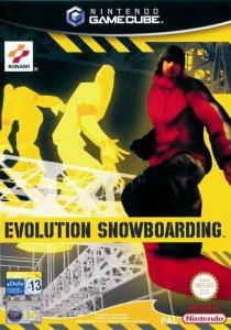 Evolution SnowBoarding per GameCube