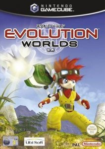 Evolution Worlds per GameCube