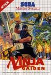 Ninja Gaiden per Sega Master System
