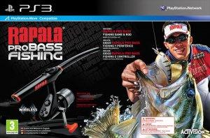 Rapala Pro Bass Fishing per PlayStation 3